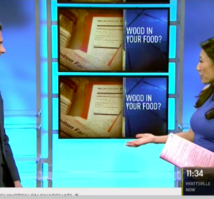 Did You Know There Could Be Wood in Your Food? – NBC4 Washington
