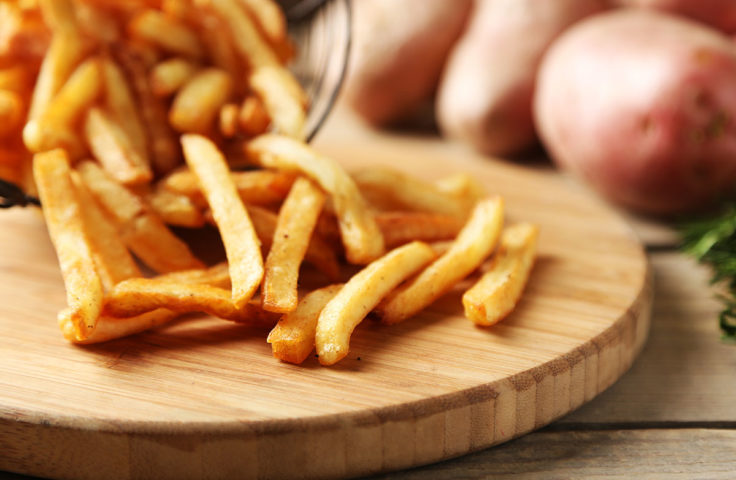 French-fries-acrylamide