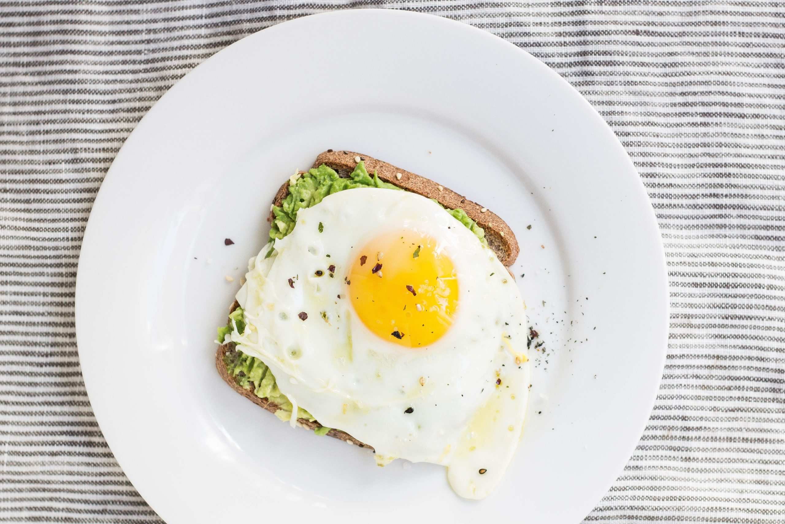 Protein at Breakfast and Lunch Boosts Muscle Mass