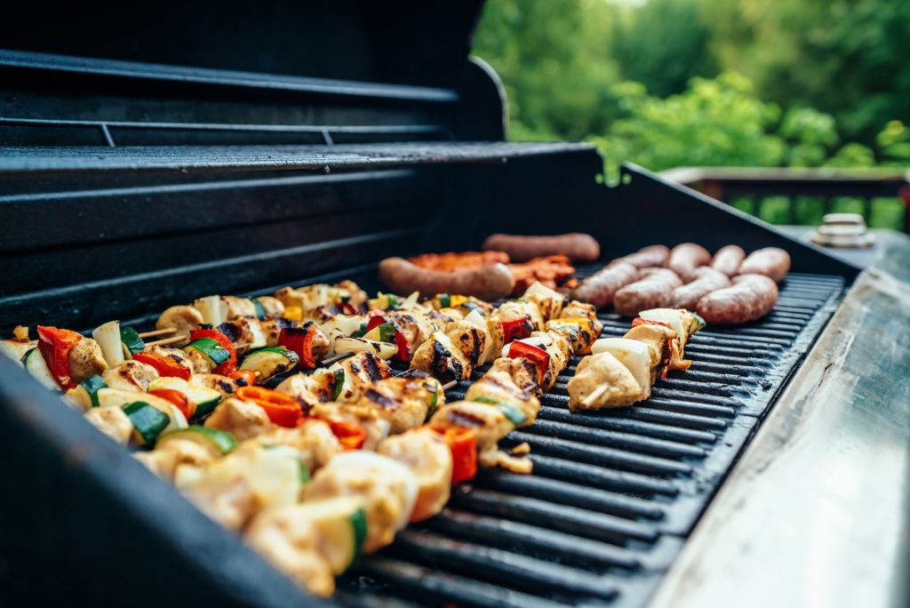 Food Safety Tips for A Summer Cookout
