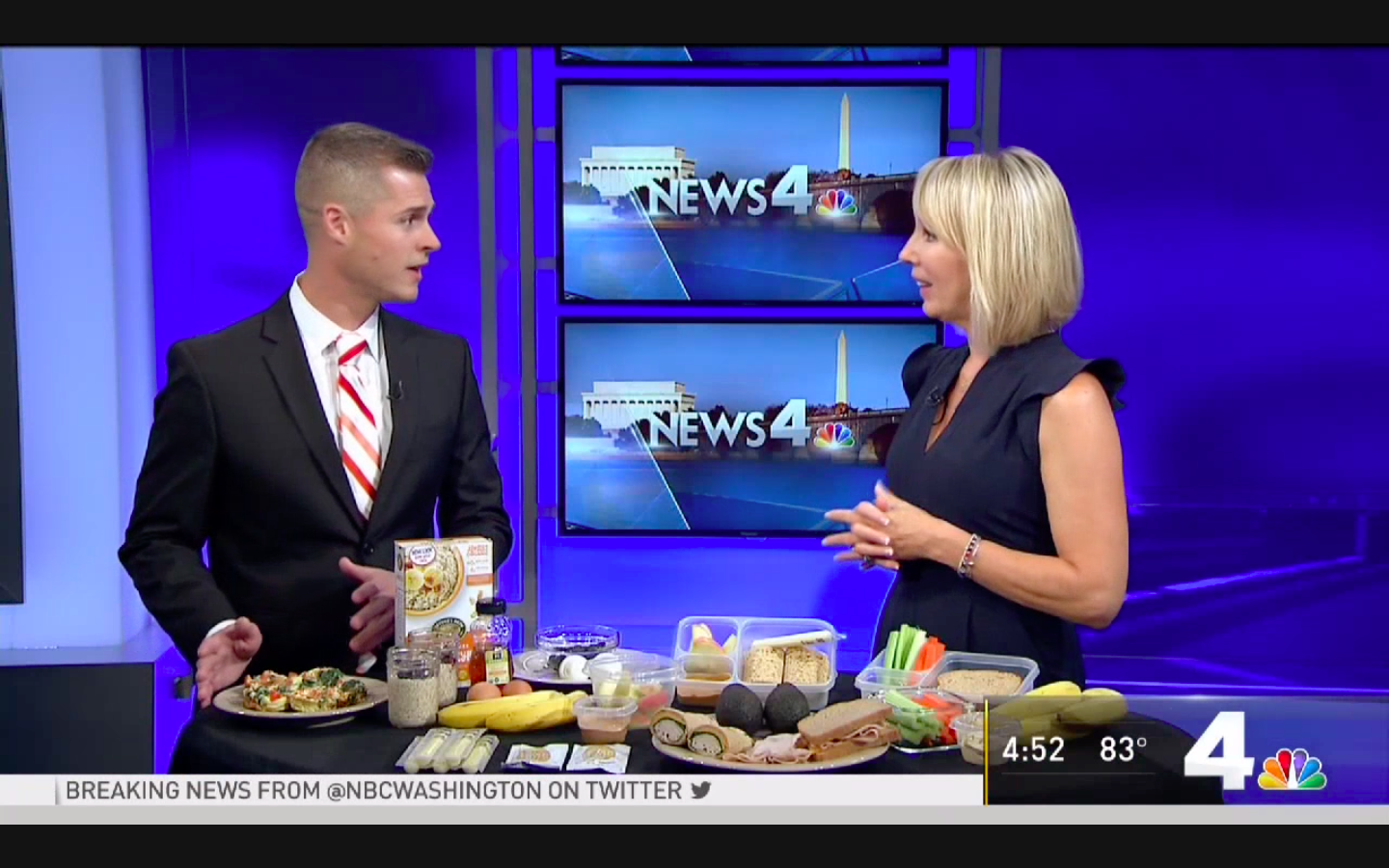 NBC4 – Hangry Kids? How to Pack Lunches That Nourish