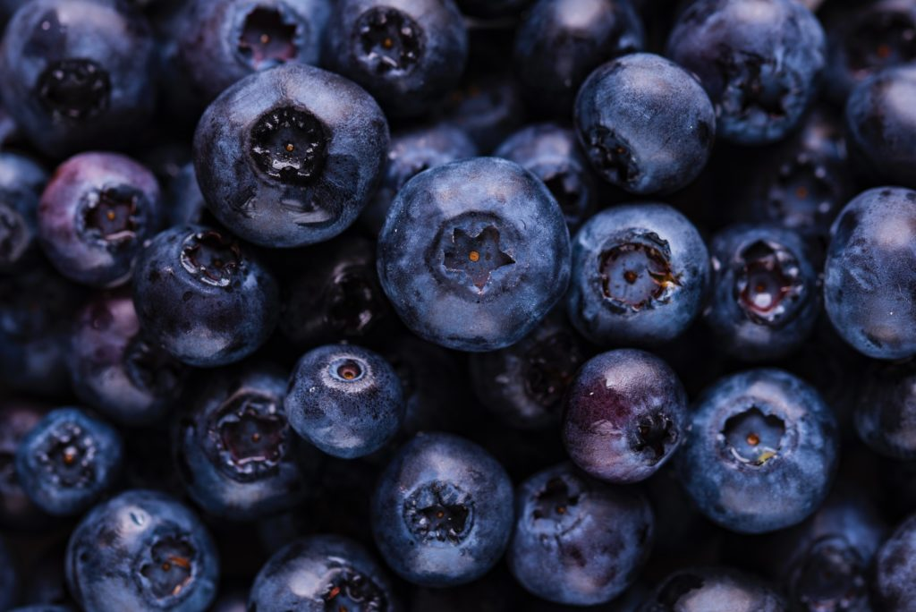 Anthocyanins… A Blueberry's Antioxidant Star!