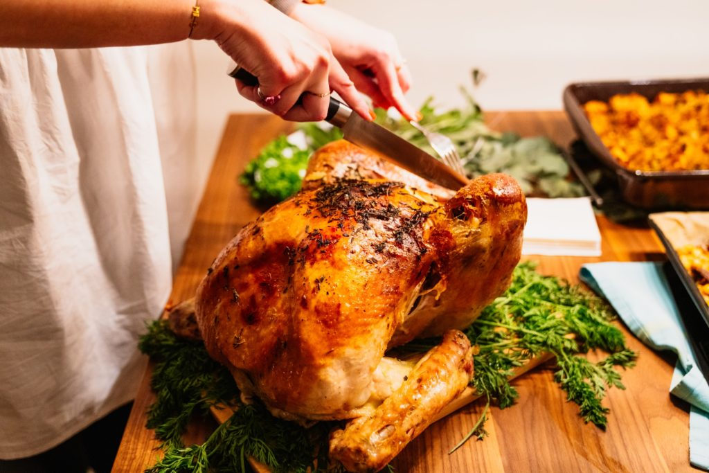 Food Safety Tips for Thanksgiving Meal Preparation