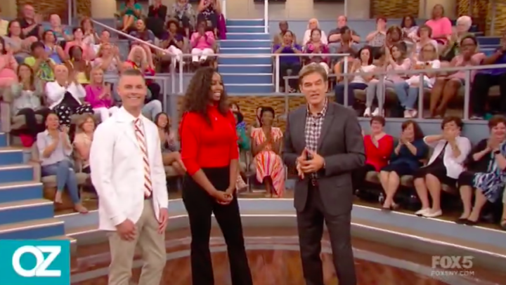 Dr. Oz Show – What's in Seltzer Water?